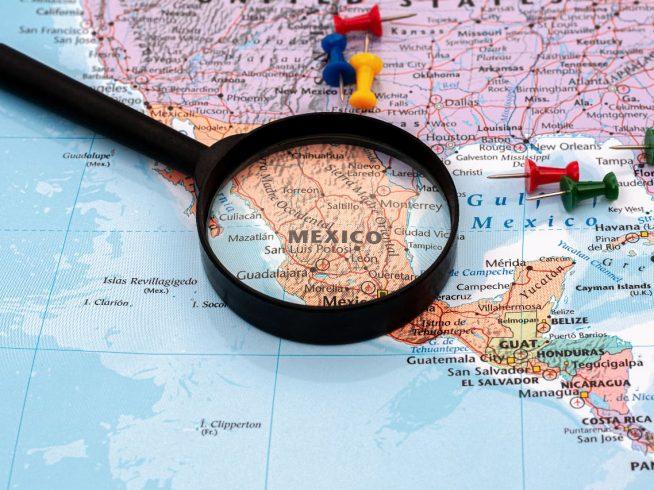 Historia aduanas mexico